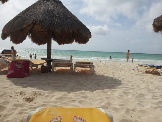 Iberostar Paraiso Maya: Beautiful Beach