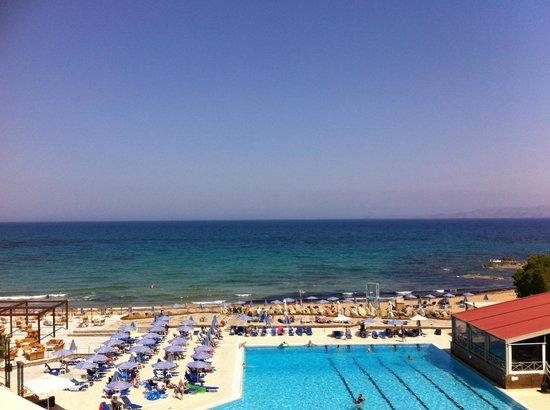 Arina Sand Resort : view from balcony