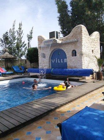 Villa Daba: Piscine