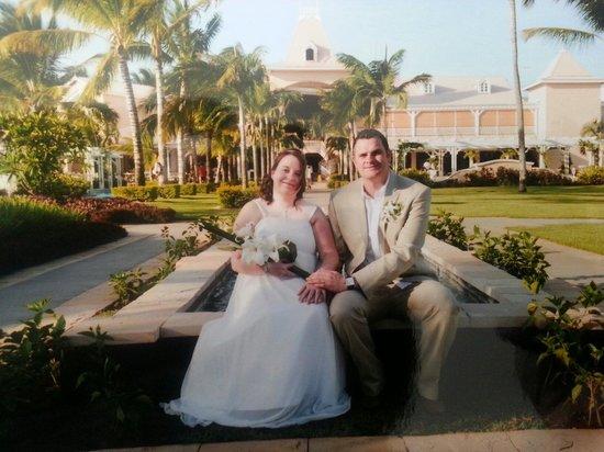 Sugar Beach Golf & Spa Resort: Sugar beach wedding