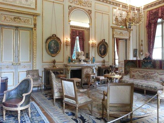 Musée Nissim de Camondo : The parlor