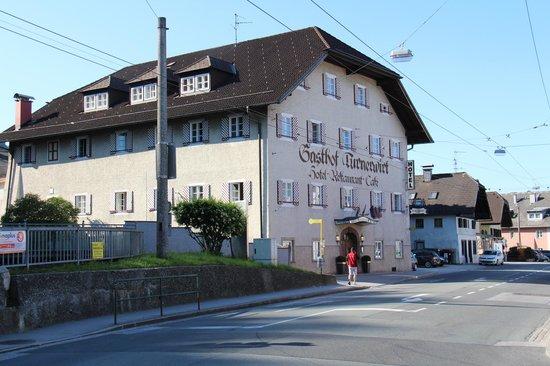 Hotel Turnerwirt: street view