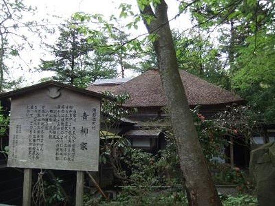 Aoyagi Samurai Manor Museum : 青柳家01