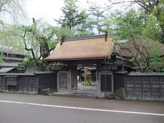 Aoyagi Samurai Manor Museum : 青柳家02