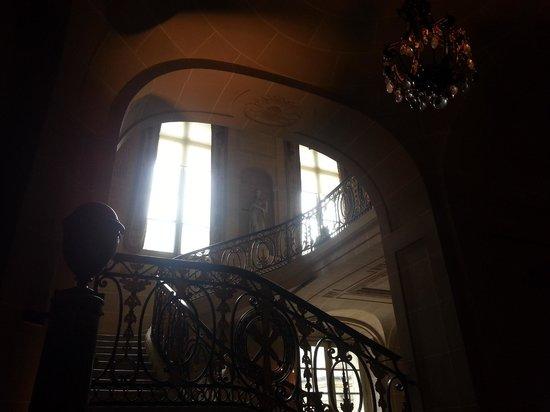 Musée Nissim de Camondo : The stairs