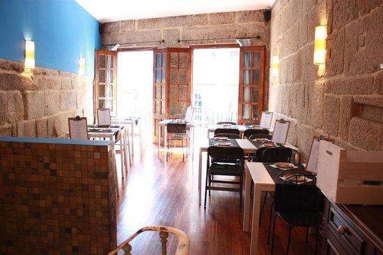 Restaurante dejavi taperia en pontevedra con cocina tapas - Cocinas en pontevedra ...