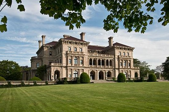 Bristol, RI: The Breakers, Newport Rhode Island by Gavin Ashworth/PSNC