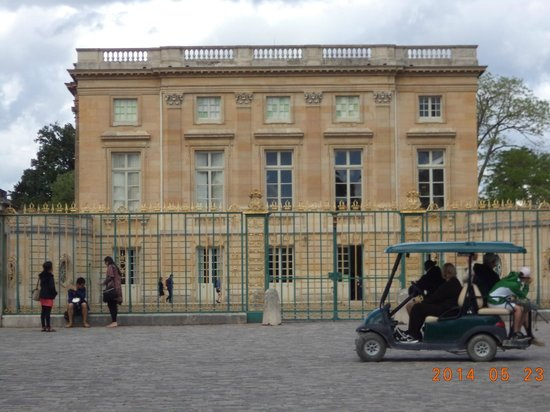 Palace of Versailles: The Petit Trianon