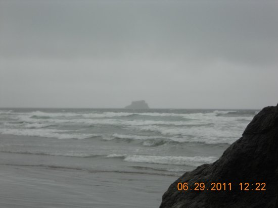 Hug Point State Park: Ocean