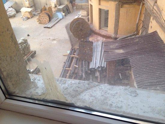 Volgograd Hotel: То самое окно