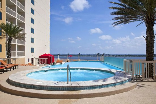 Spa Infinity Pool 2nd Pool Location Picture Of Golden Nugget Biloxi Biloxi Tripadvisor