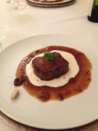 Iberostar Grand Hotel Rose Hall : The Gourmet Restaurant