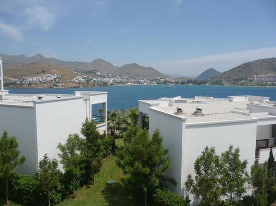 Xanadu Island: Aussicht nach Akyarlar...