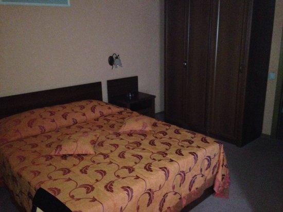 Volgograd Hotel: Сам номер