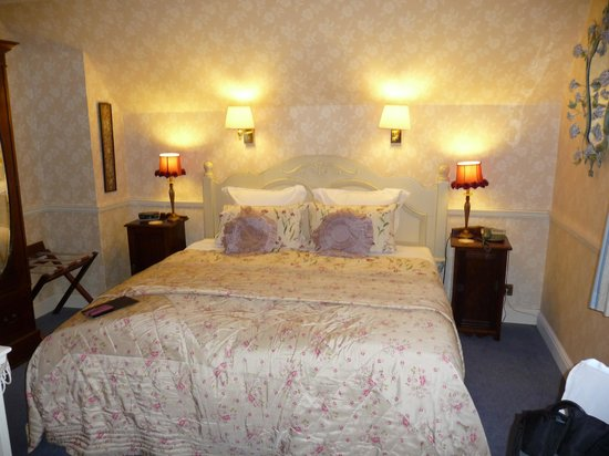 Corriegour Lodge Hotel: Room 2