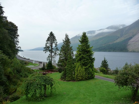 Corriegour Lodge Hotel: Hotel Views