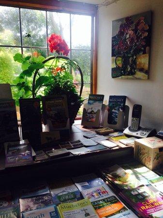 Hartnells: Information desk