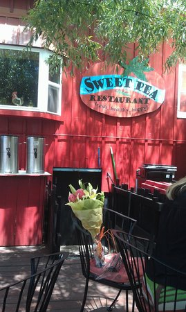 Sweet Pea Market and Restaurant: Sweet Pea!
