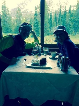 Attractive Jenny Lake Lodge Dining Room: A Special Anniversary Part 16