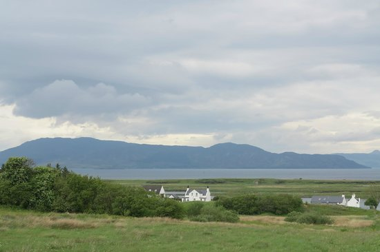 Strathgorm Bed and Breakfast : The view from Strathgorm