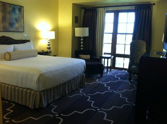 Green Valley Ranch Resort and Spa: our room