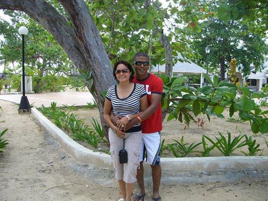 Grand Bahia Principe El Portillo : area de la playa