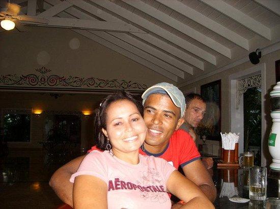 Grand Bahia Principe El Portillo : en la disco muy buena