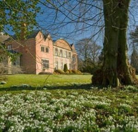Snowdrop Gardens At Hopton Hall Picture Of Hoe Grange Holidays