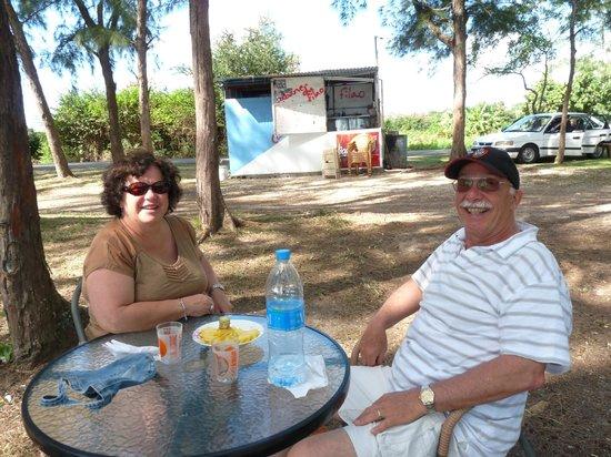Cabane Du Filao: bons souvenirs