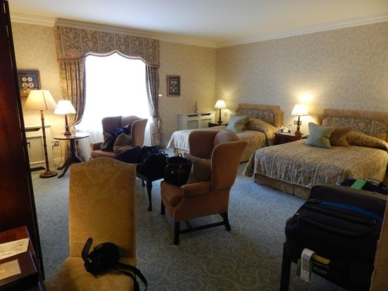 Dromoland Castle Hotel: Room