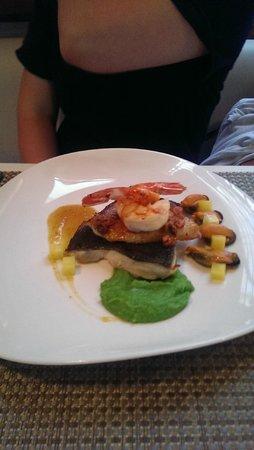 eF & Gi Restaurant: One of fish