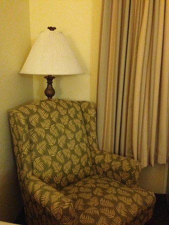 Country Inn & Suites By Carlson, Port Canaveral : Seating area