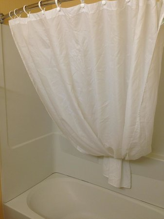 Country Inn & Suites By Carlson, Port Canaveral : Shower/bathtub