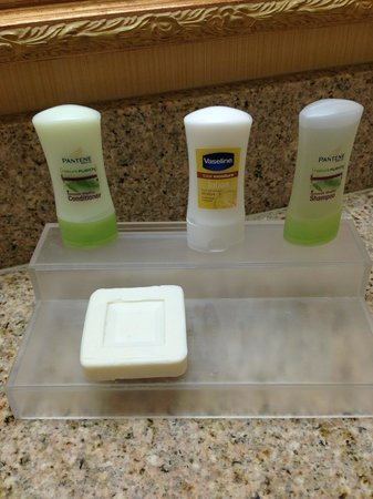 Country Inn & Suites By Carlson, Port Canaveral : Toiletries