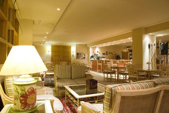 Sercotel Villa de Laguardia Hotel : Cafeteria