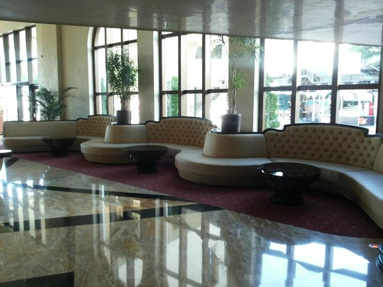 Hotel Admiral : Lobby