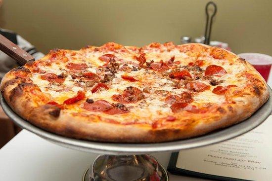 Amore Brick Oven Pizza