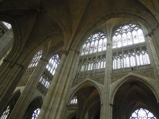 St. Ouen's Abbey: .