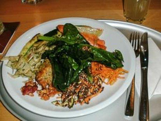 Red - Die Gruene Kueche: gemischte Gemüse Teller für 6,60 €