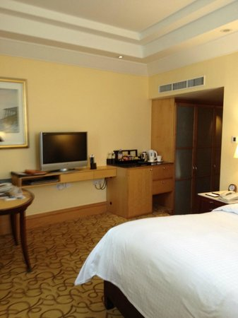 The Fullerton Hotel Singapore: Main Area