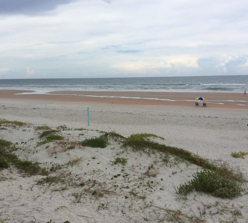 Best Western Daytona Inn Seabreeze: room with a view