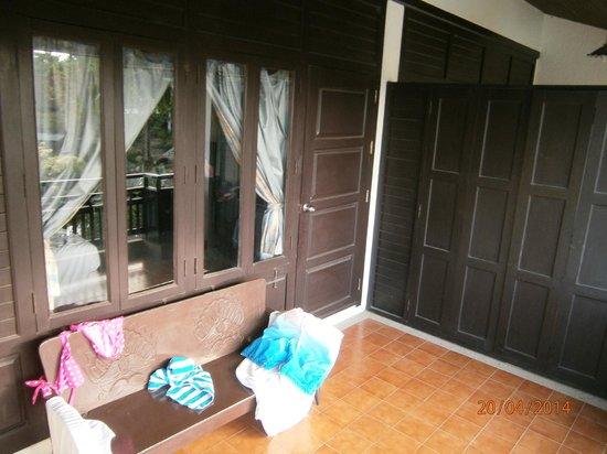 NovaSamui Resort Koh Samui: Balcony