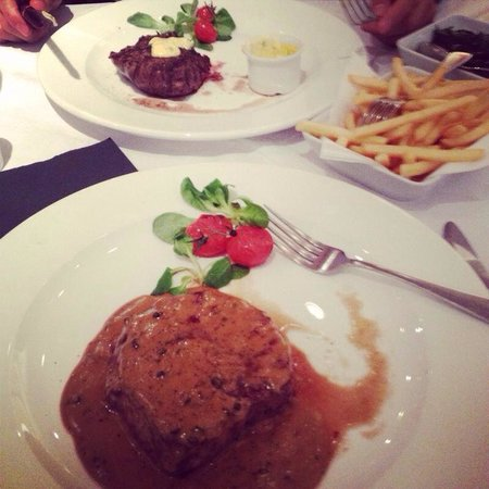 San Carlo : Steak :)
