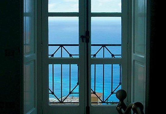 Residenza Matarazzo E Le Sue Soffitte: vista da una delle camere da letto della Residenza