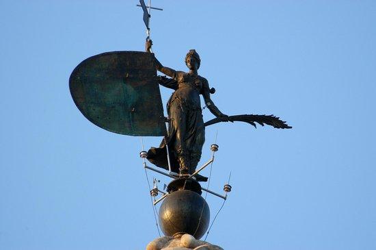 Torre Giralda : EL GIRALDILLO