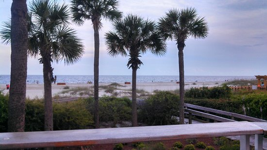 The Westin Hilton Head Island Resort & Spa : Midafternoon view