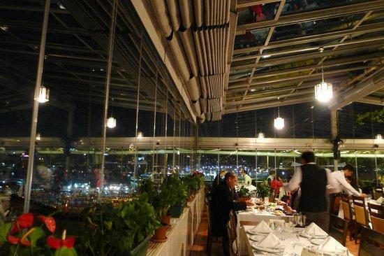 Hamdi Restaurant : Night view