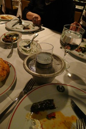 Hamdi Restaurant : RAKI!