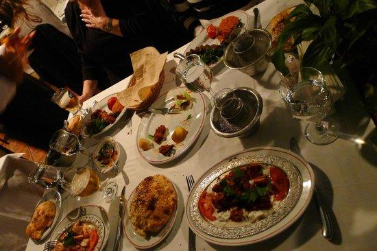 Hamdi Restaurant : Dinner