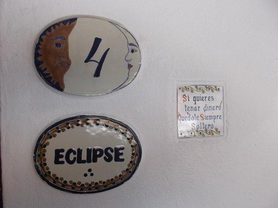 Casa Sun & Moon: Estuvimos en la habitacion eclipse 4.
